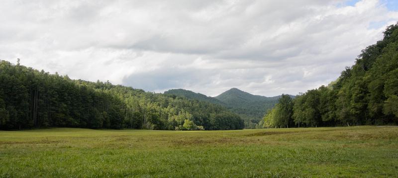 Cataloochee, Great Smoky Mountains National Park, North Carolina