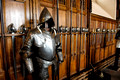 Armour and swords, The Great Hall, Edinburgh Castle